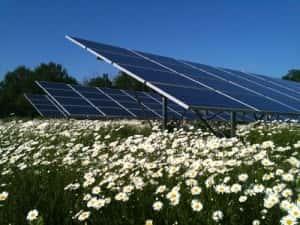 sourdun - centrale photovoltaïque au sol - Générale du Solaire