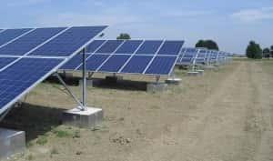 Soragna - centrale solaire au sol - Générale du Solaire - Italie