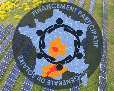 Générale du Solaire ouvre trois projets de centrale solaire au financement participatif