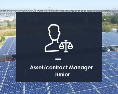 Asset Manager Junior/Contract Manager Junior Energies Renouvelables H/F