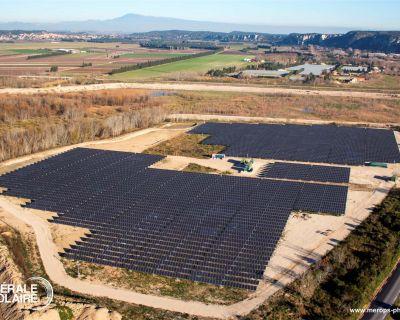 Energie : le Gard se dote d'une centrale (LesEchos)
