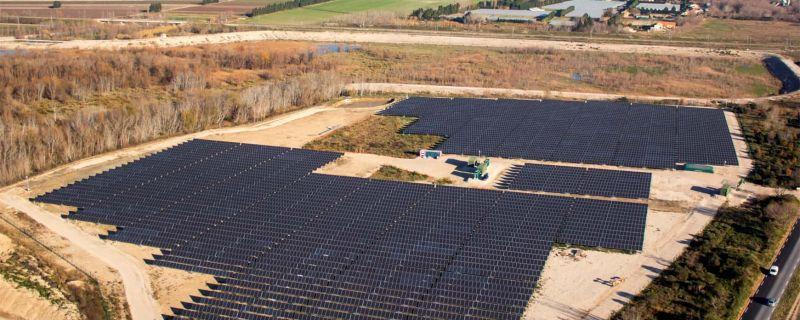 Une centrale solaire «made in France» alimente le Gard (LeFigaro économie)