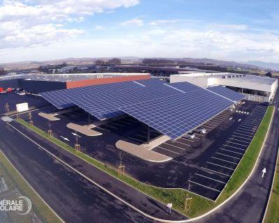 L'énergie solaire connaît une croissance exponentielle (Le Figaro)