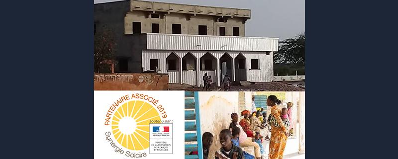 Générale du Solaire finance 2 projets humanitaires au Sénégal et au Bénin