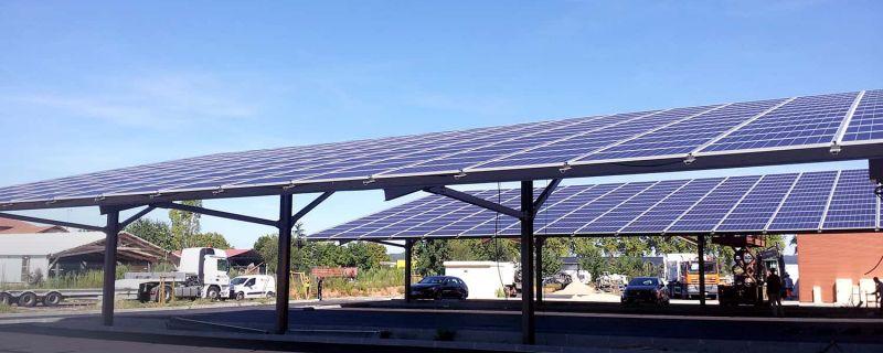 Lancement de l'observatoire de l'énergie solaire