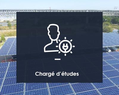 Chargé d'études projets photovoltaïques H/F