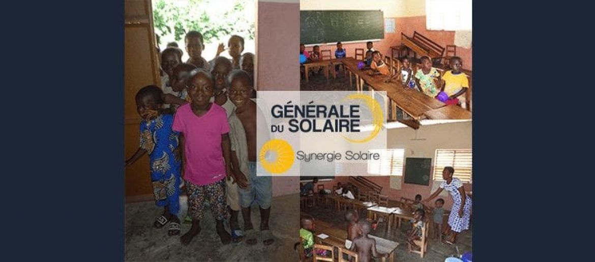 News of our humanitarian project in Benin