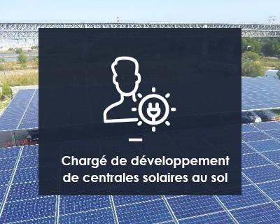 Stage : Chargé de développement de centrales solaires photovoltaïque au sol H/F