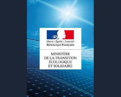 Générale du Solaire Lauréat aux derniers appels d'offre Innovation de la CRE