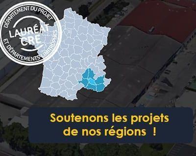 Financement participatif : un nouveau projet de centrale solaire dans le Vaucluse
