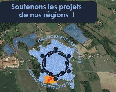 Haute Garonne : tirez profit du financement participatif d'une centrale solaire sur une ancienne carrière !