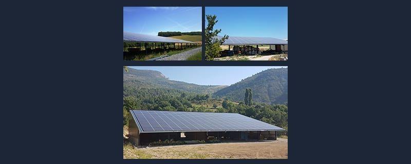 Le solaire permet d'allier transition énergétique et développement agricole