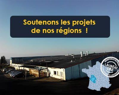 Charente : soutenons un projet d'amélioration de l'efficacité́ énergétique !