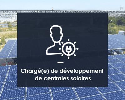 Stage – Chargé(e) de développement de centrales solaires photovoltaïques au sol H/F