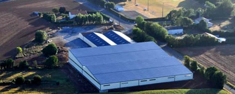 Générale du Solaire et le Groupe Vol-V 12 fois lauréats à l'appel d'offres « toiture » lancé par la CRE (Tecsol)