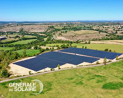 Pessens : une centrale photovoltaïque sur une ancienne carrière