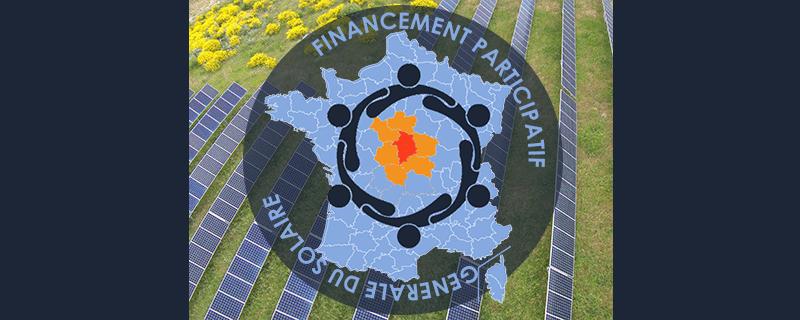 Financement participatif pour la Centrale Solaire au Sol de la Chapelle Saint-Ursin
